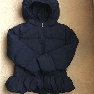 Girls puffer coat by Ralph Lauren